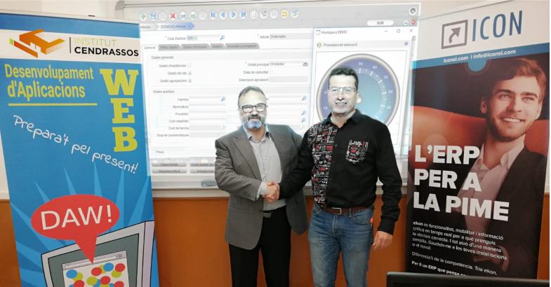 Col·laboració amb ICON de Figueres