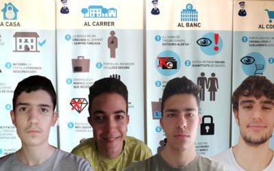 Institut Cendrassos obté el 1r premi al concurs wapps