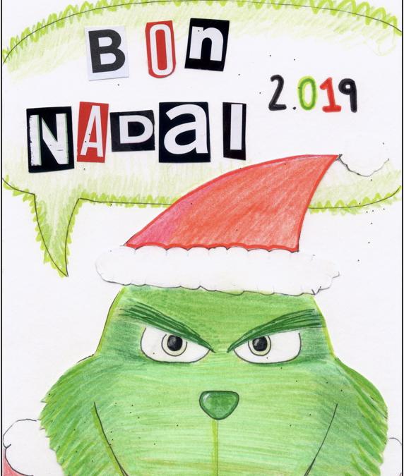 Concurs felicitacions de Nadal 2020/21