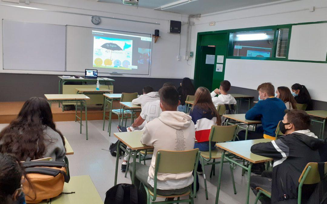 Videoconferència La Fageda