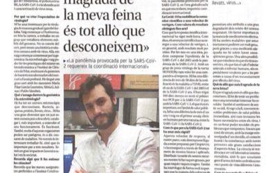 Entrevista Joan Martí Carreras